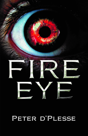 Interview and Book Giveaway – Peter d'Plesse, author of Fire Eye