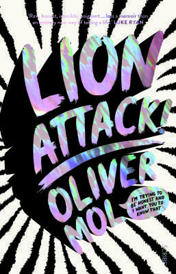 Lion Attack by Oliver Mol
