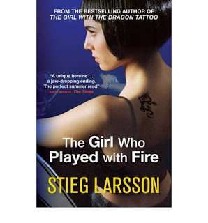 Book Review – THE GIRL WHO PLAYED WITH FIRE by Stieg Larsson