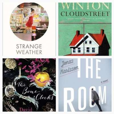 literary blog hop april