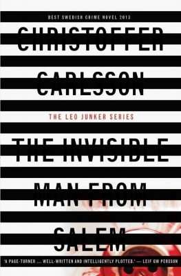 Book Review – THE INVISIBLE MAN FROM SALEM by Christoffer Carlsson