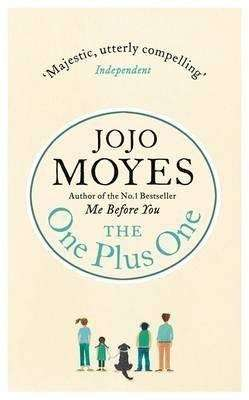 Audio Book Review – THE ONE PLUS ONE by Jojo Moyes