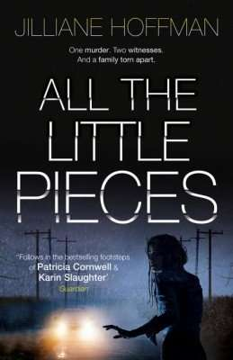 All The Little Pieces by Jilliane Hoffman Book Giveaway