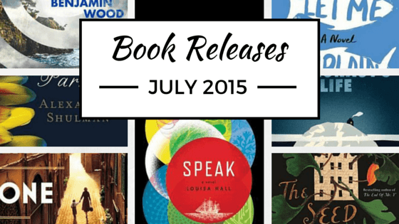July Book Releases not to miss