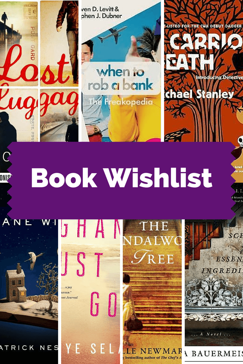 Booklover Book Reviews Wishlist