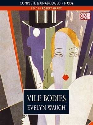 Vile Bodies by Evelyn Waugh audio