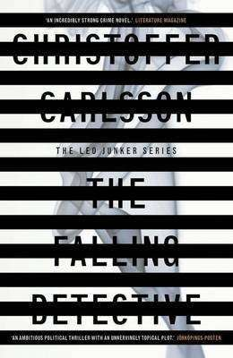 The Falling Detective Christoffer Carlsson Cover