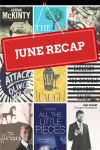 Booklover Book Reviews Recap – June 2015
