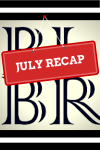 Booklover Book Reviews Recap – July 2015
