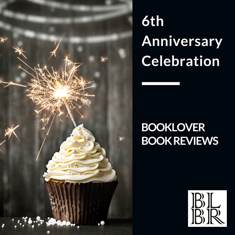 Booklover Book Reviews 6th anniversary giveaway