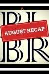 Booklover Book Reviews Recap – August 2015