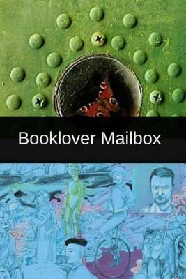 Booklover Mailbox – The Butterfly Prison and New Asia Now