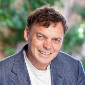 Graeme Simsion author of The Rosie Project and Effect