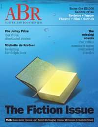 ABR September Fiction Issue