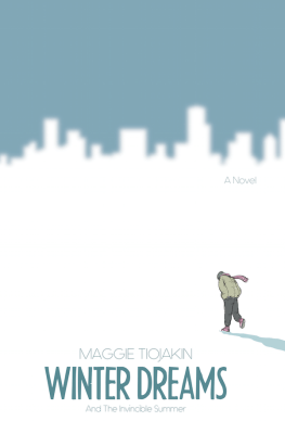 Winter Dreams by Maggie Tiojokin