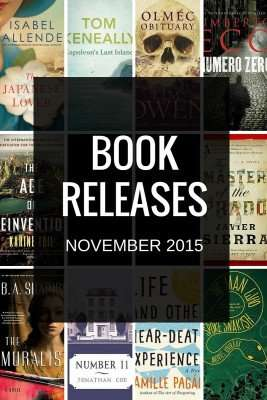 November book releases that have caught my eye – 2015