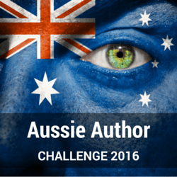 Aussie Author Challenge 2016
