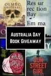 Australia Day Book Giveaway – 4 titles to choose from