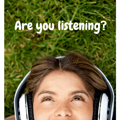 Audiobook narrators creating something special – are you listening?