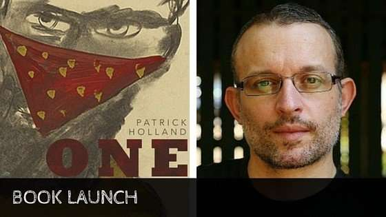 Book Launch - One by Patrick Holland