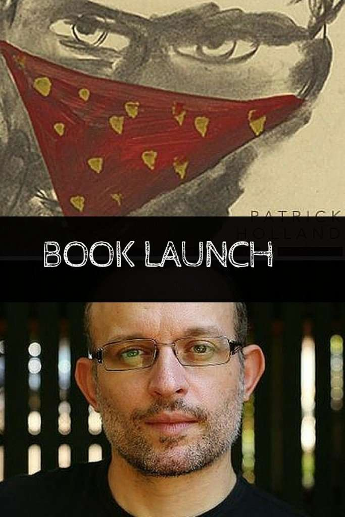 Interview – Patrick Holland and the launch of his latest novel One