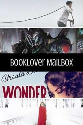 Booklover Mailbox – Nike Sulway, Peter Tieryas, Ursula Bloom & Camilla Lackberg