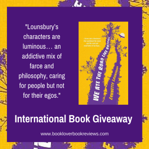 International Book Giveaway - We Ate The Road Like Vultures