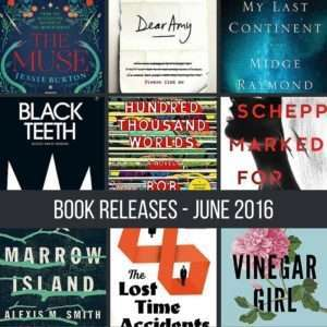 June book releases that caught me eye