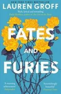 Book Review – FATES AND FURIES by Lauren Groff