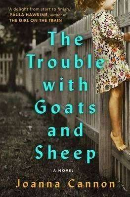 Book Review – THE TROUBLE WITH GOATS AND SHEEP by Joanna Cannon