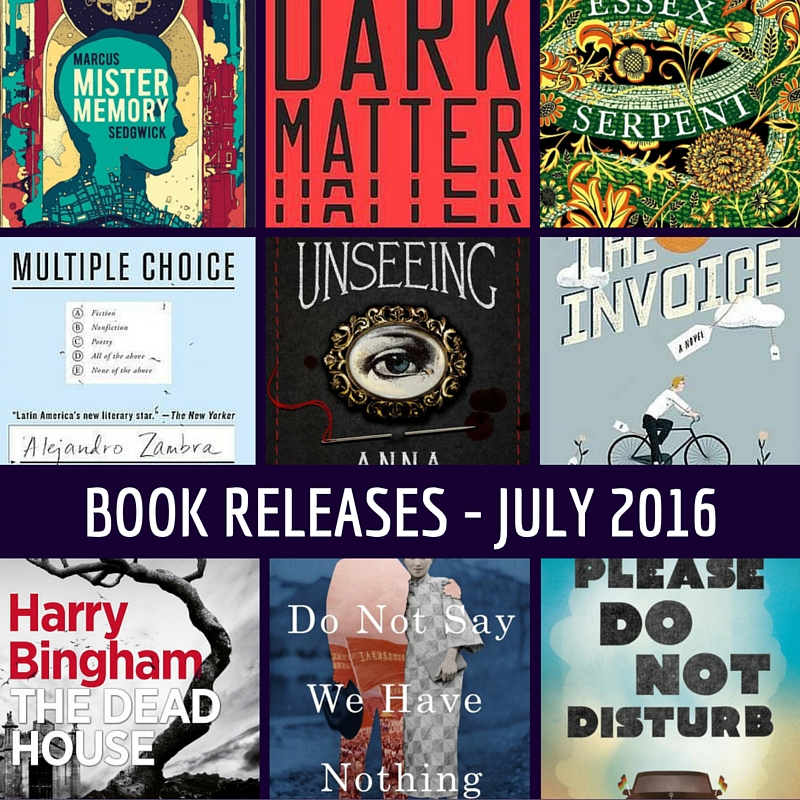 New July fiction