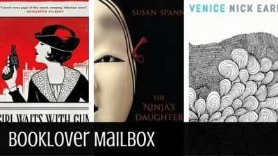 Girl Waits With Gun by Amy Stewart, Ninja's Daughter by Susan Spann and Venice by Nick Earls