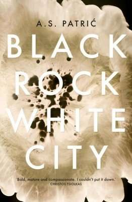 Book Review – BLACK ROCK WHITE CITY by A S Patric