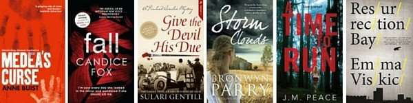 Sisters in Crime Australia Davitt Awards Shortlist