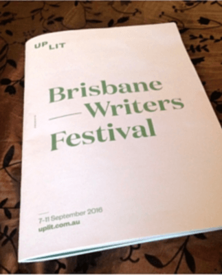 Brisbane Writers Festival 2016
