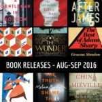 August & September book releases that have caught my eye – 2016