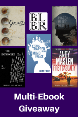 Multi Ebook Giveaway – Contemporary Literary Fiction and Crime Action Thrillers