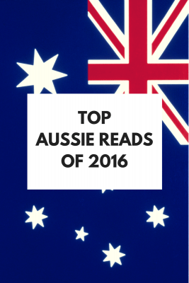 Our dozen Top Aussie Reads of 2016