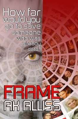 Book Review – FRAME by A K Alliss