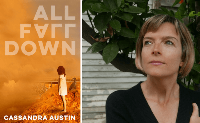 All Fall Down Cassandra Austin Author Post