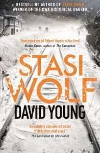 Guest Post – David Young author of Stasi Wolf, Networking Pays