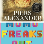Booklover Mailbox – Scatterwood and Momo Freaks Out
