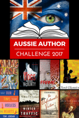 Aussie Author Challenge 2017 – First Quarter Wrap Up