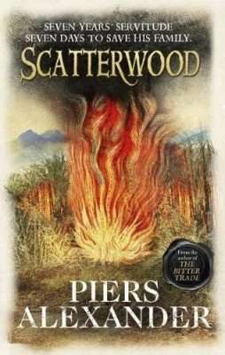 Book Review – SCATTERWOOD by Piers Alexander