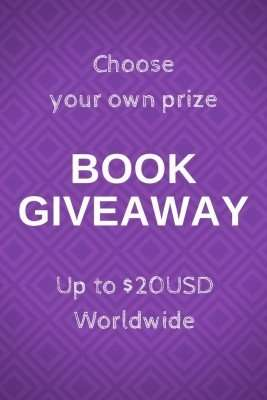 Book Giveaway Choose your own prize Booklover Book Reviews