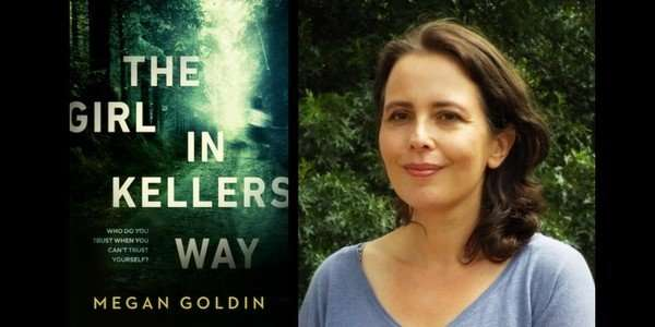 Megan Goldin, Author - The Girl in Kellers Way