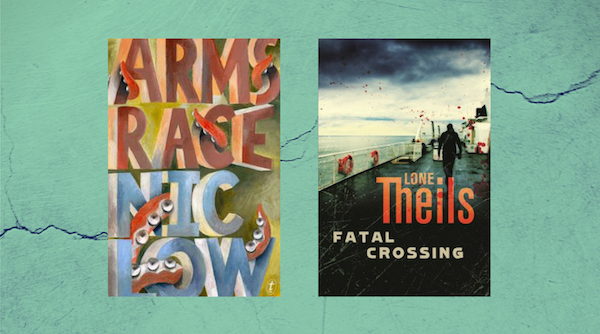 Arms Race - Nic Low and Fatal Crossing - Lone Theils