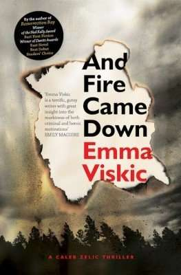 And Fire Came Down Emma Viskic