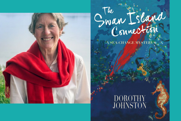 The Swan Island Connection - Dorothy Johnston