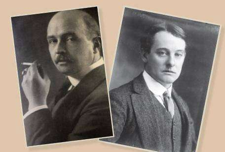 Robert Ross and Lord Alfred Douglas